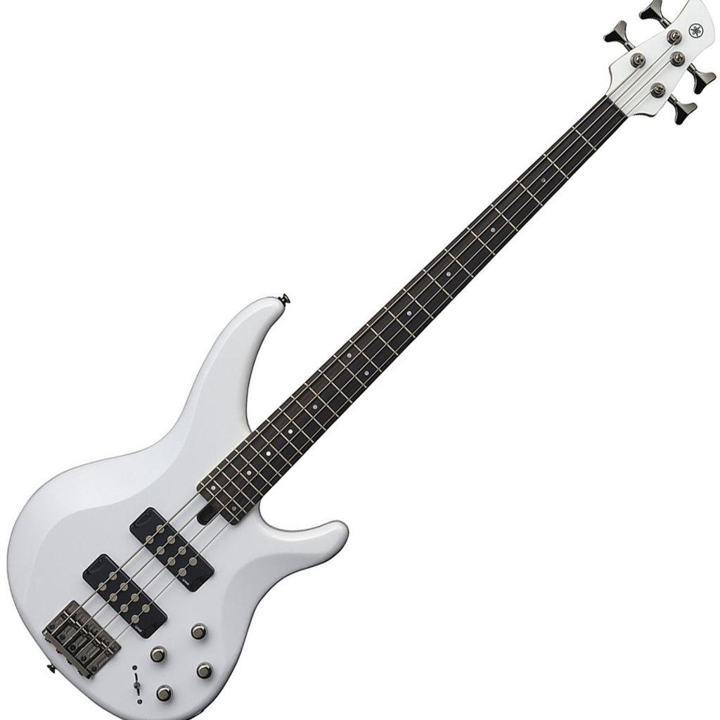 Yamaha Yamaha TRBX304 WHT  Electric Bass