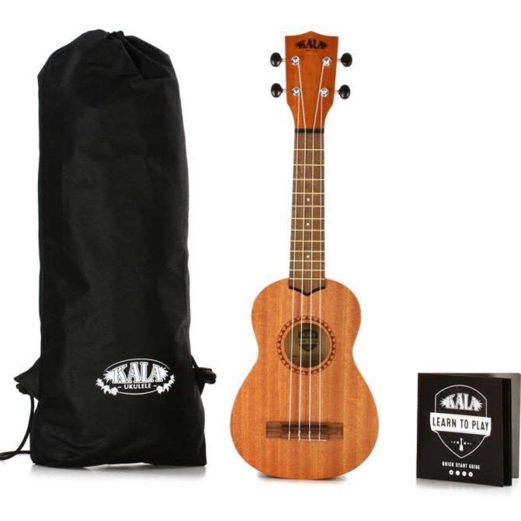 Kala Kala KA-LTP-S  Soprano Ukulele Starter Kit