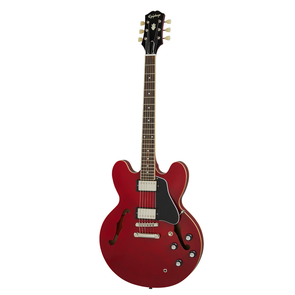Epiphone Epiphone Inspired by Gibson ES-335 - Cherry