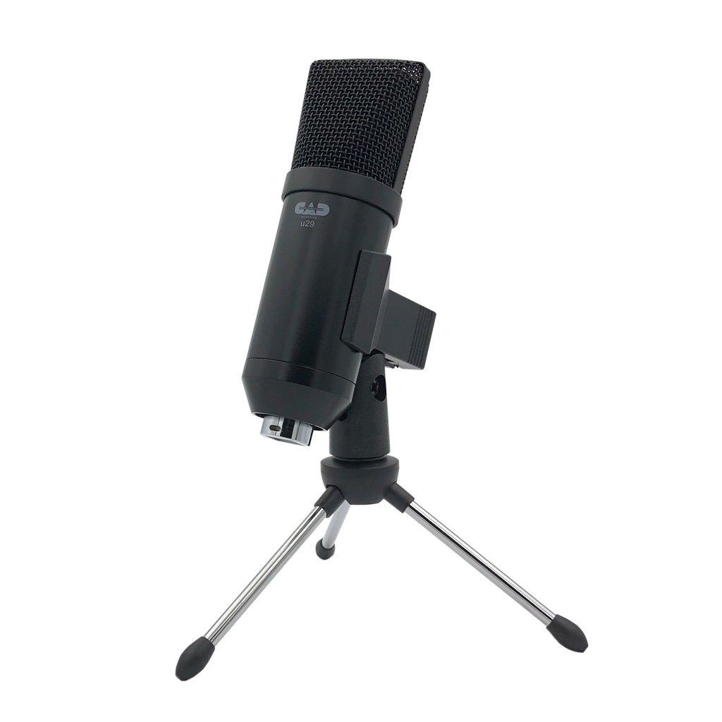 CAD CAD USB Microphone U29