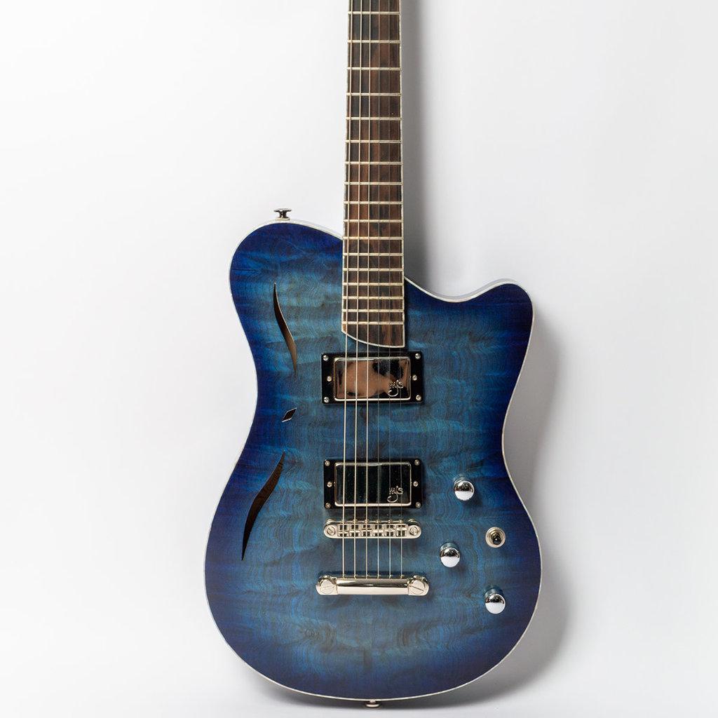 Cithara Guitars Cithara Poseidon Electric Guitar w/case