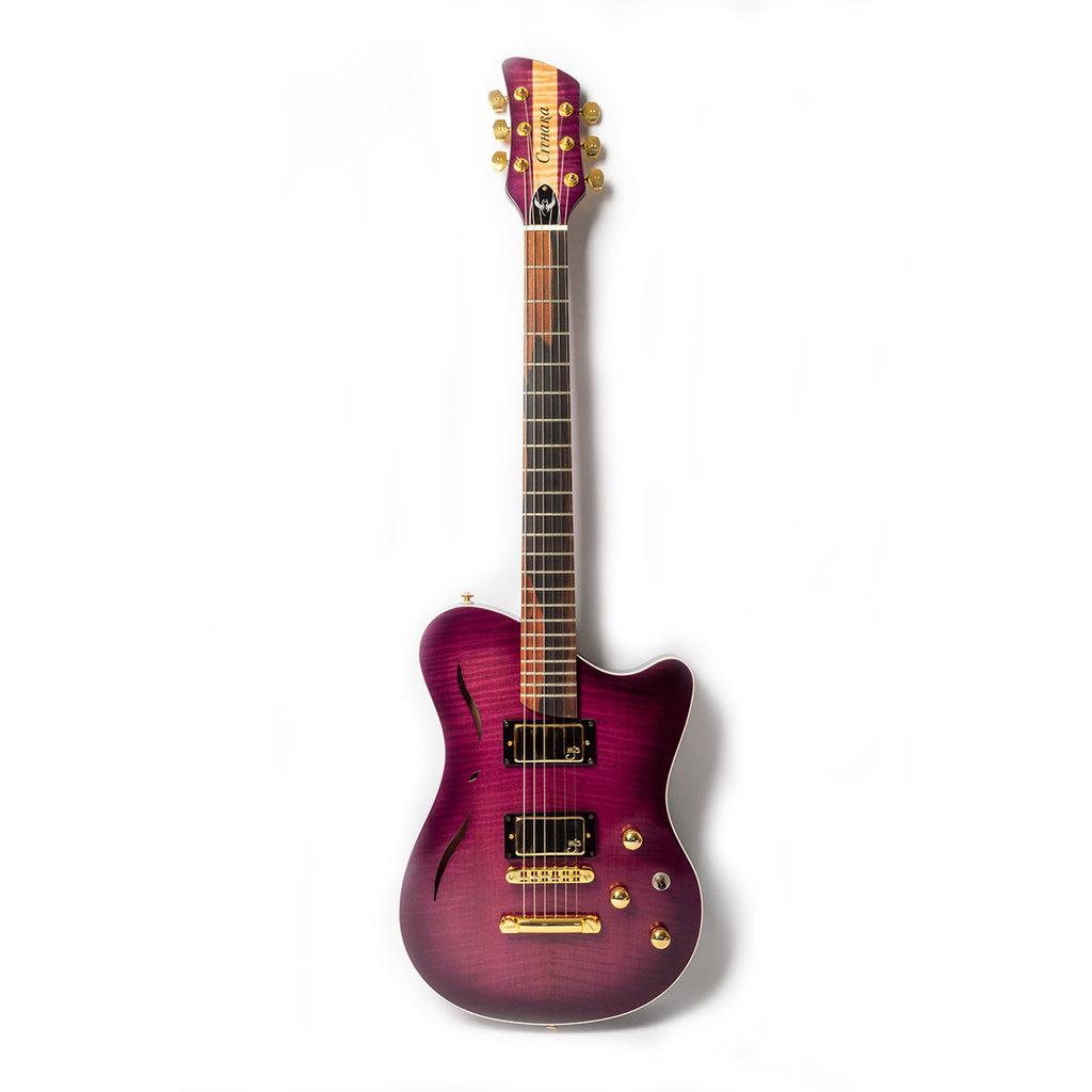 Cithara Guitars Cithara Aphrodite Electric Guitar w/case
