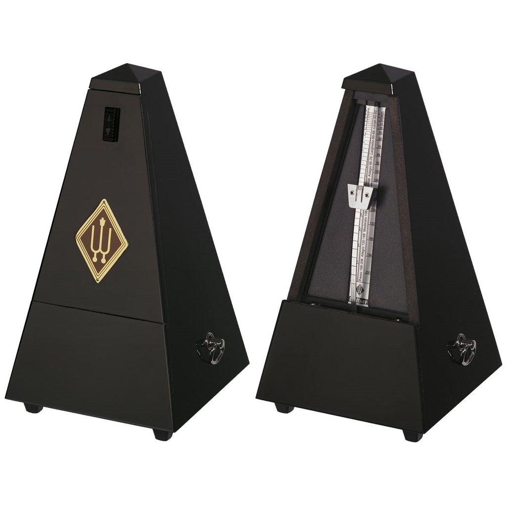 Wittner Large Metronome black 845161