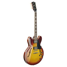 Gibson Gibson ES-335 Figured Iced Tea with Case