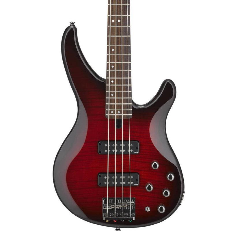 Yamaha Yamaha TRBX604FM DRB Electric Bass