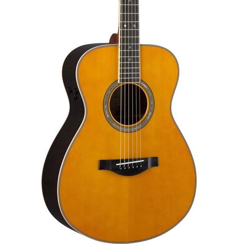 Yamaha Yamaha LSTA  VT TransAcoustic Guitar Vintage Tint