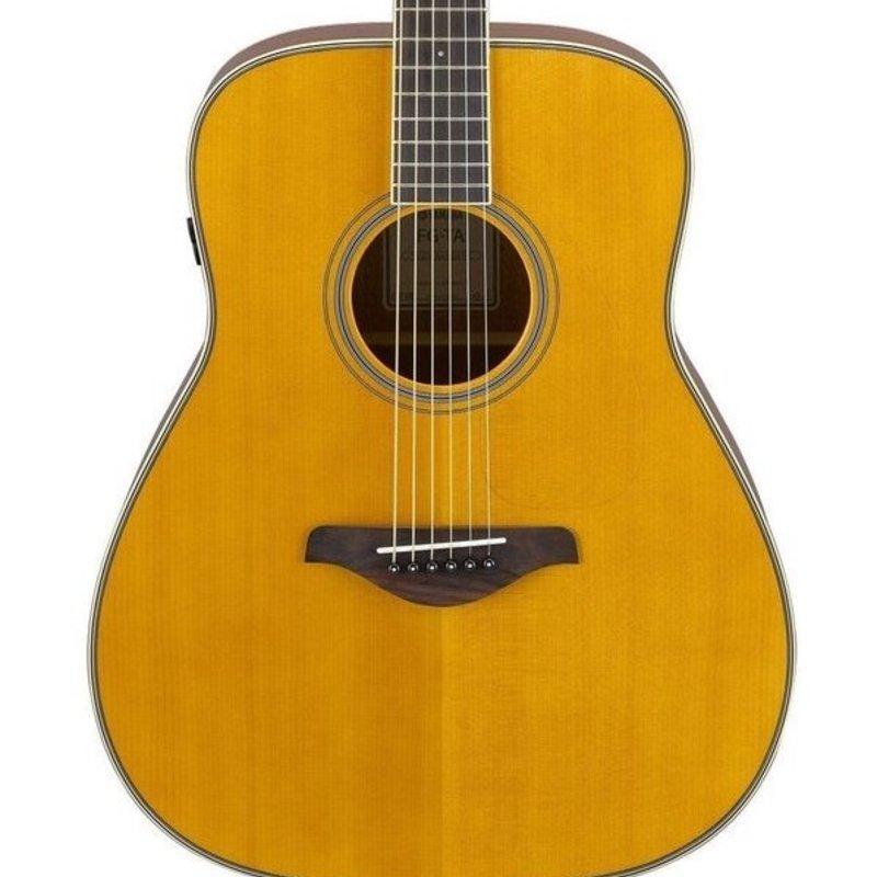 Yamaha Yamaha FGTA VT TransAcoustic  Guitar Vintage Tint