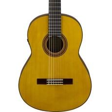 Yamaha Yamaha CGTA NT TransAcoustic Classical Guitar