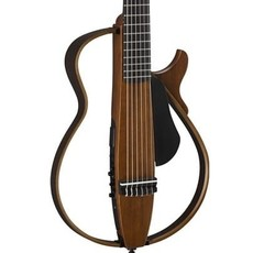 Yamaha Yamaha SLG200N Nylon Silent Guitar Natural