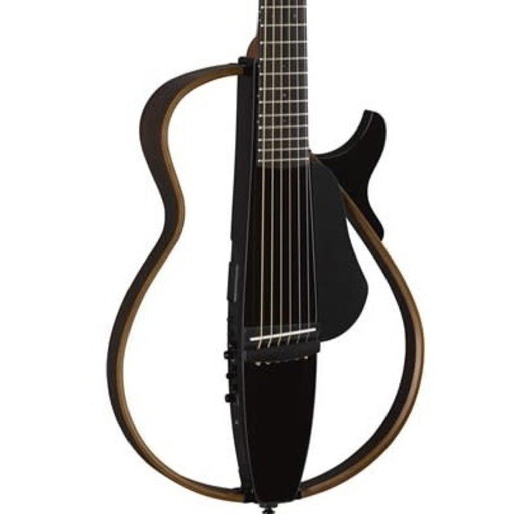 Yamaha Yamaha SLG200S Acoustic Silent Guitar TB