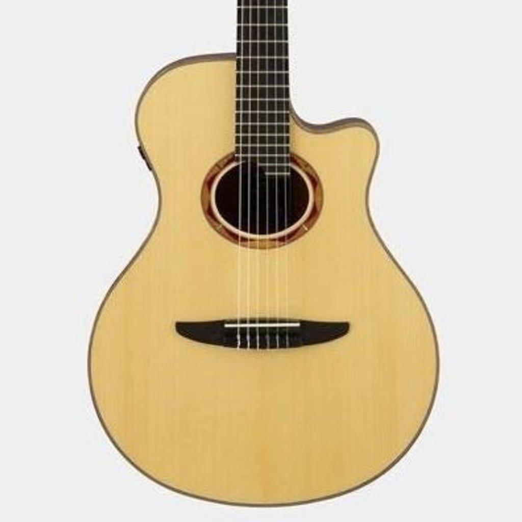 Yamaha Yamaha NTX5  Nylon Acoustic Guitar w/Electronics