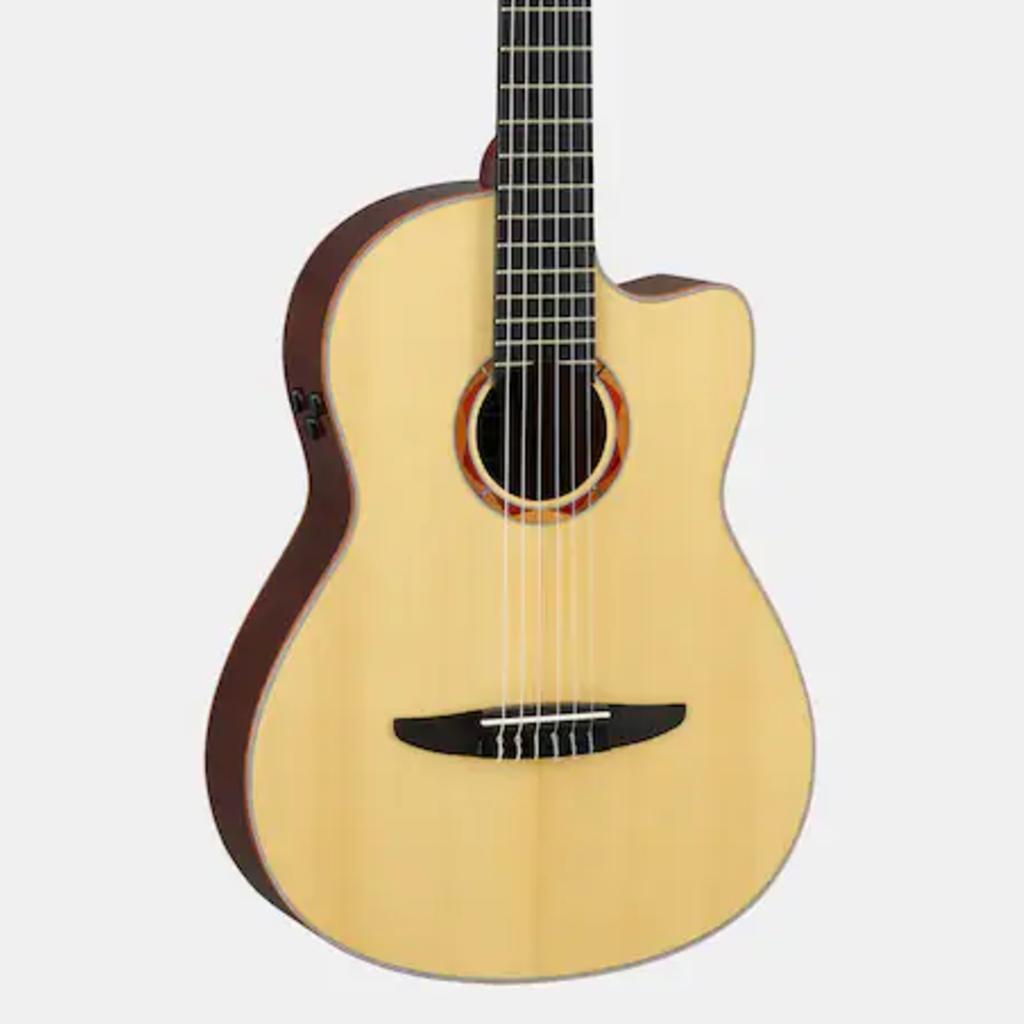 Yamaha Yamaha NCX5 Nylon Acoustic Guitar w/Electronics