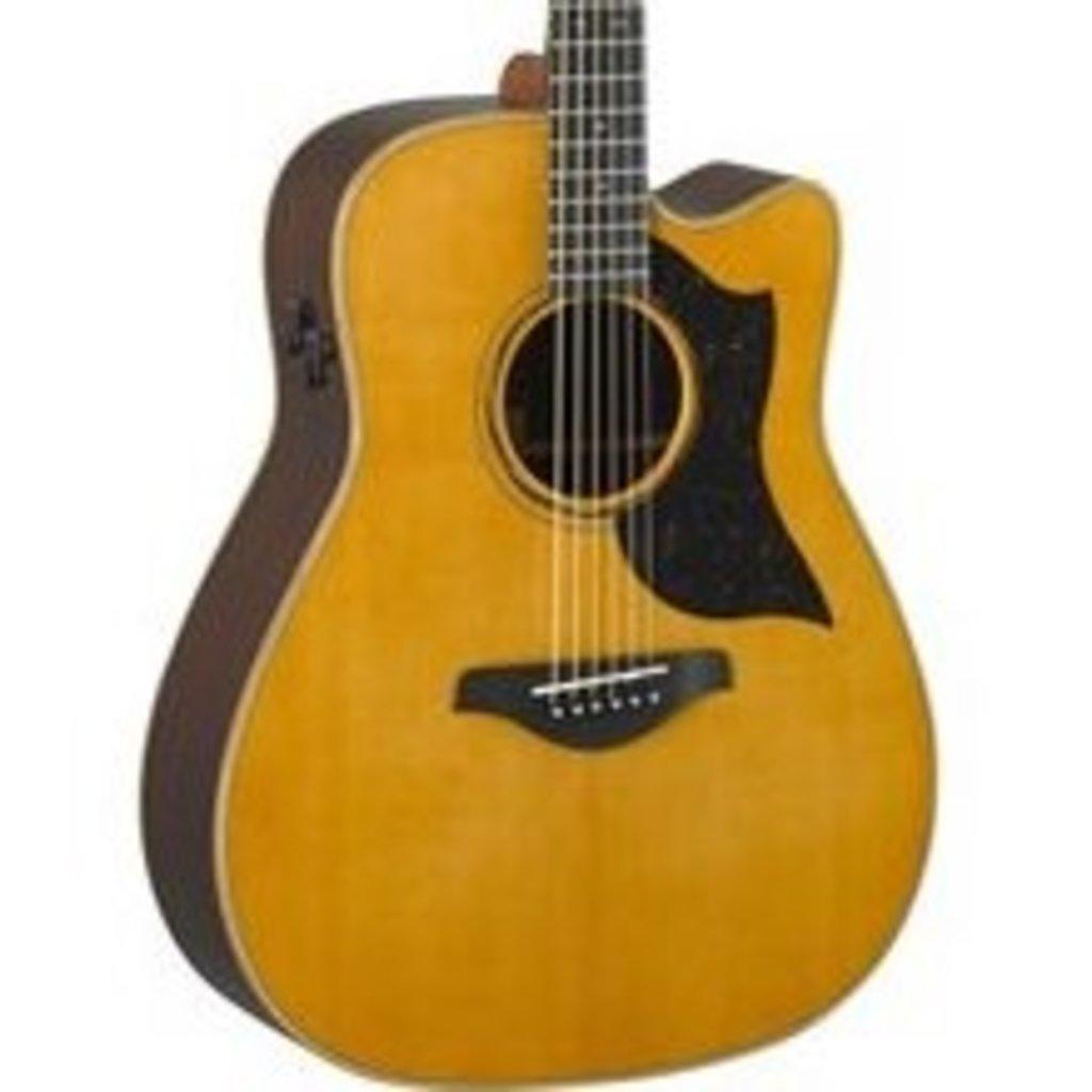 Yamaha Yamaha A5R VN Acoustic Guitar