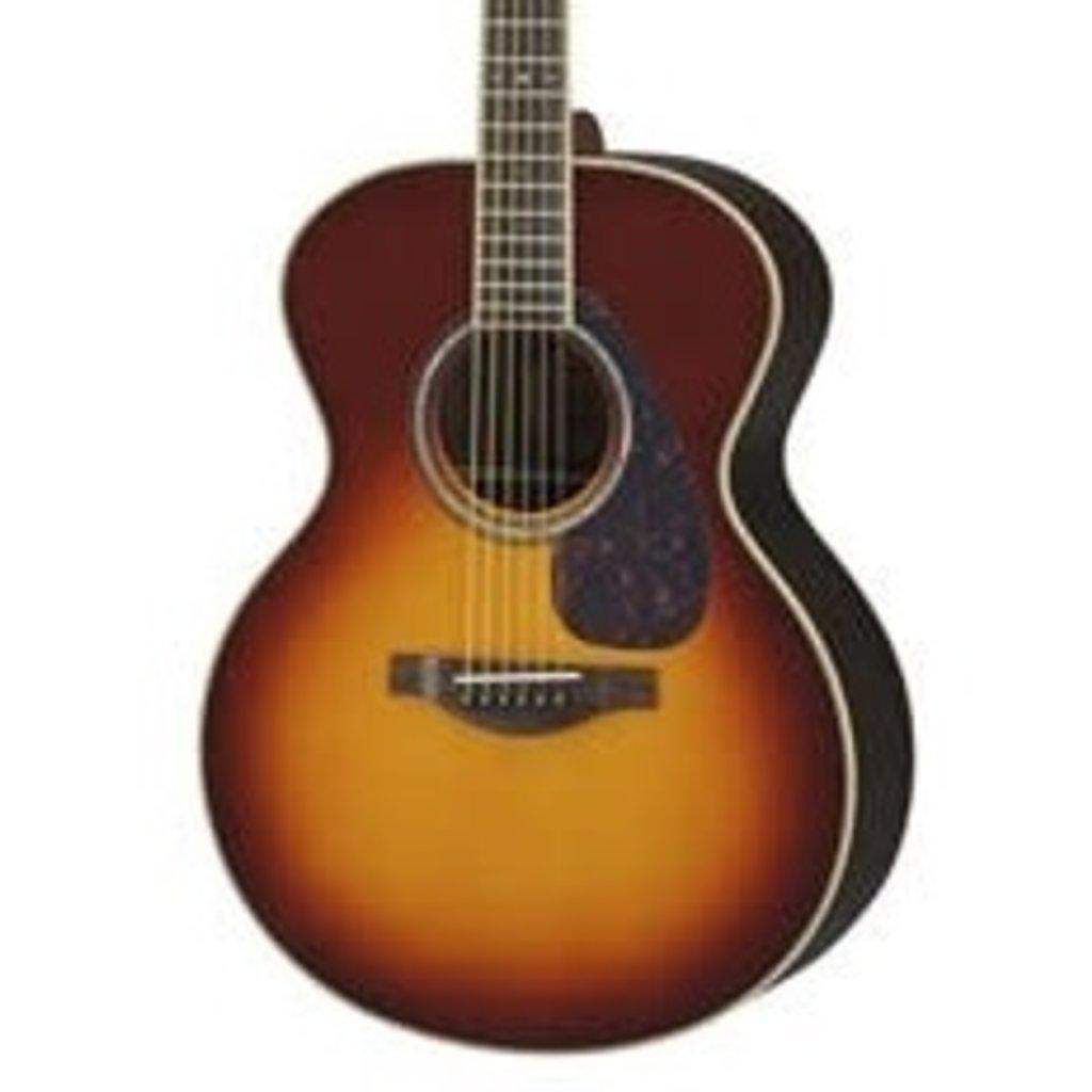 Yamaha Yamaha LJ6ARE BS Acoustic Guitar