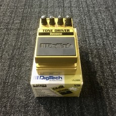 Consignment / Used Digitech X-Series Tone Driver Overdrive
