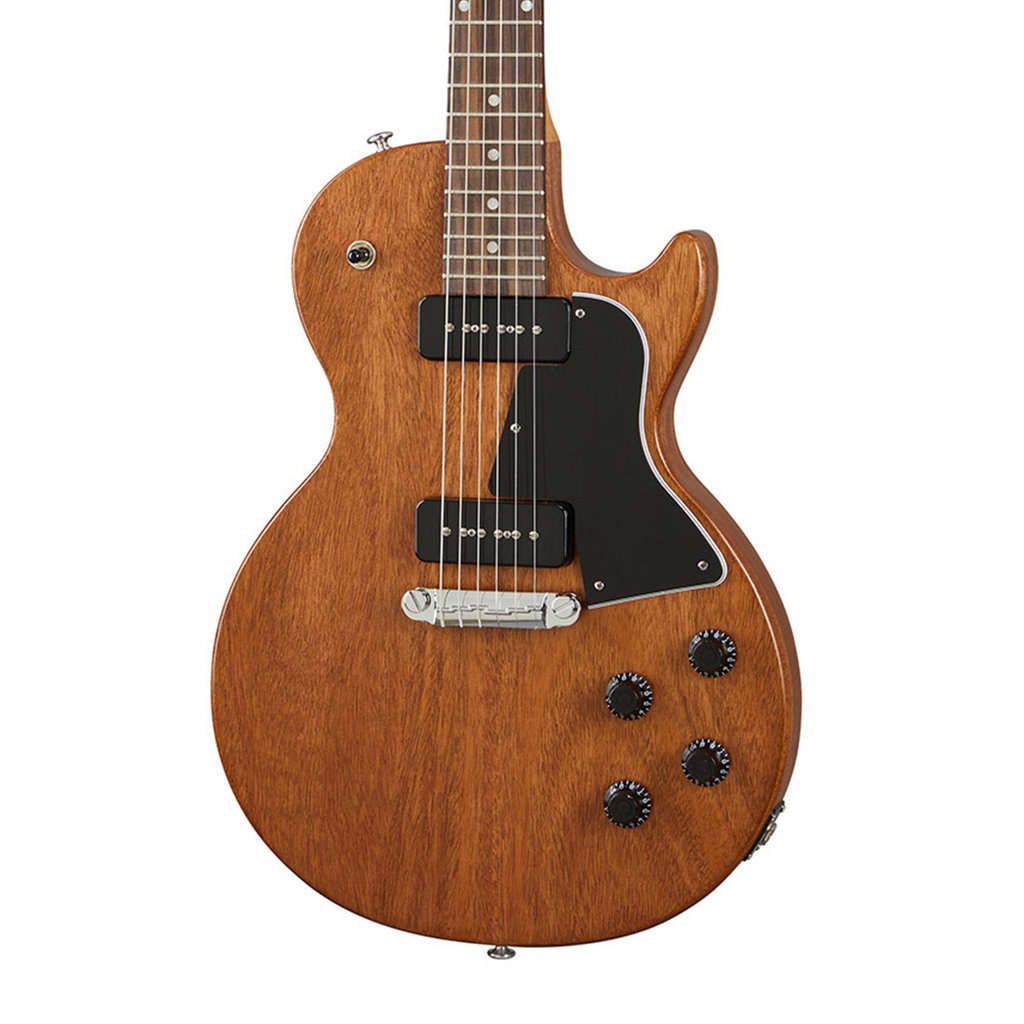 Gibson Gibson Les Paul Special Tribute - P-90 - Natural Walnut Satin