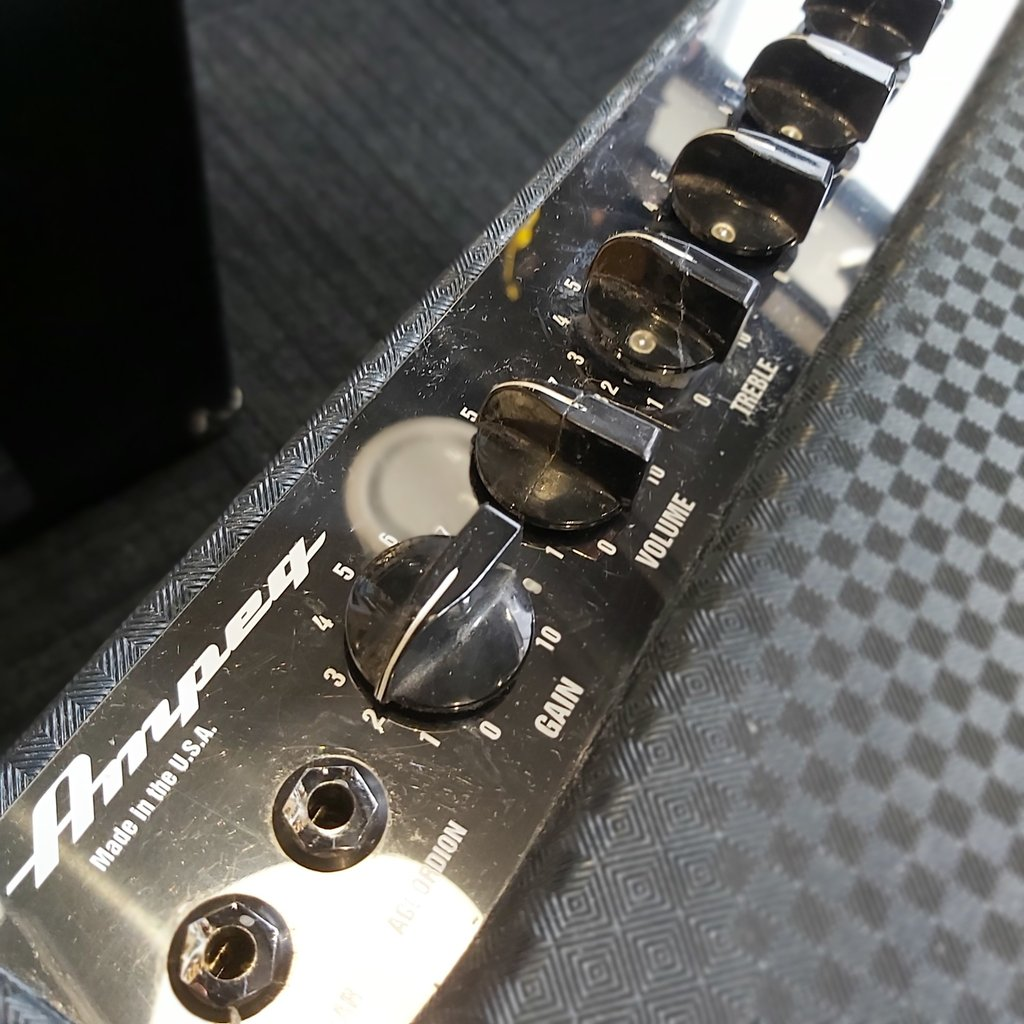 Consignment/Used Ampeg Super Rocket Amplifier