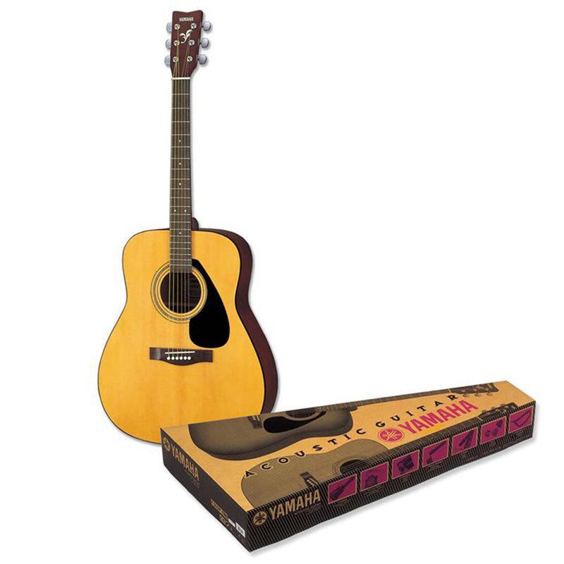Yamaha Yamaha F310P Folk Guitar Package