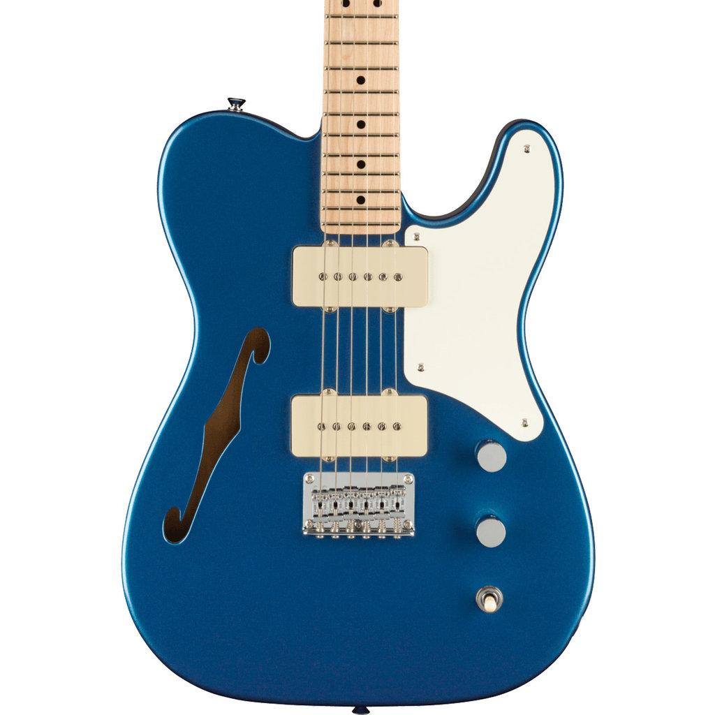 Fender Fender Squier Paranormal Cabronita Telecaster Thinline - Lake Placid Blue