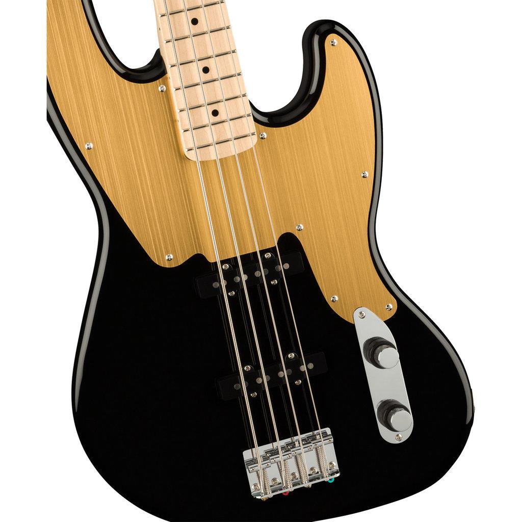 Fender Fender Squier  Paranormal Jazz Bass '54 - Black