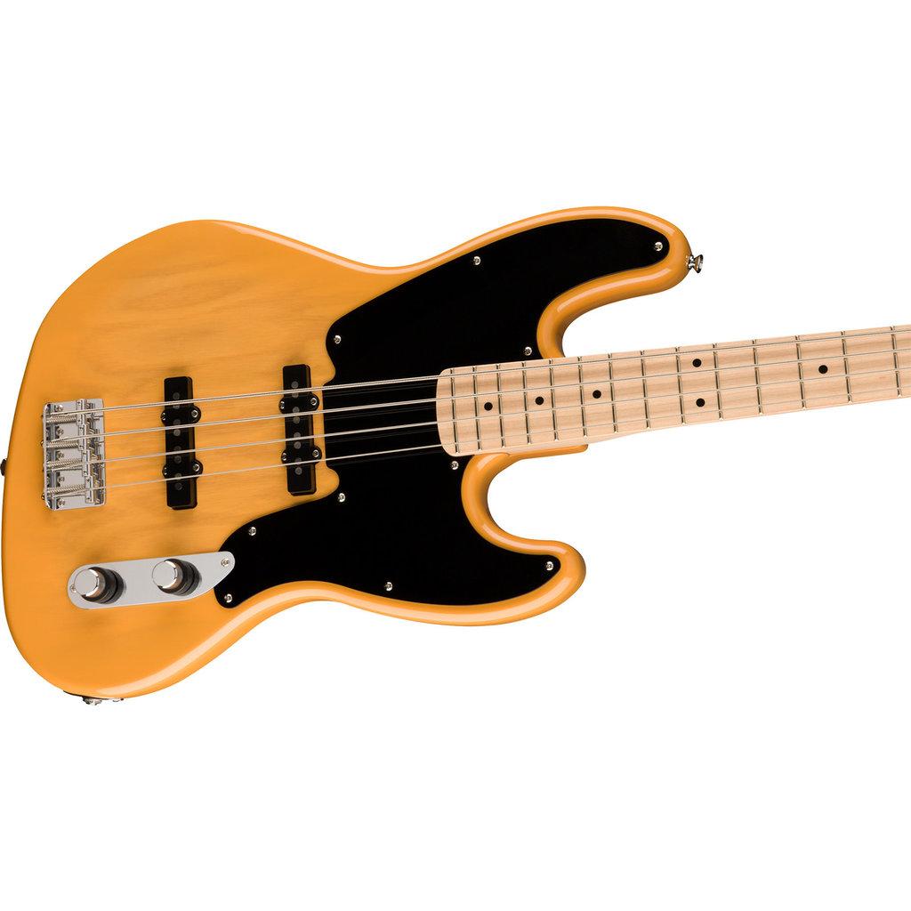 Fender Fender Squier  Paranormal Jazz Bass '54 - Butterscotch Blonde