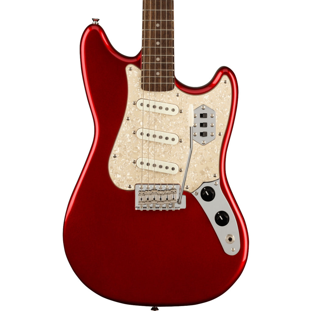 Fender Fender Squier Paranormal Cyclone - Candy Apple Red