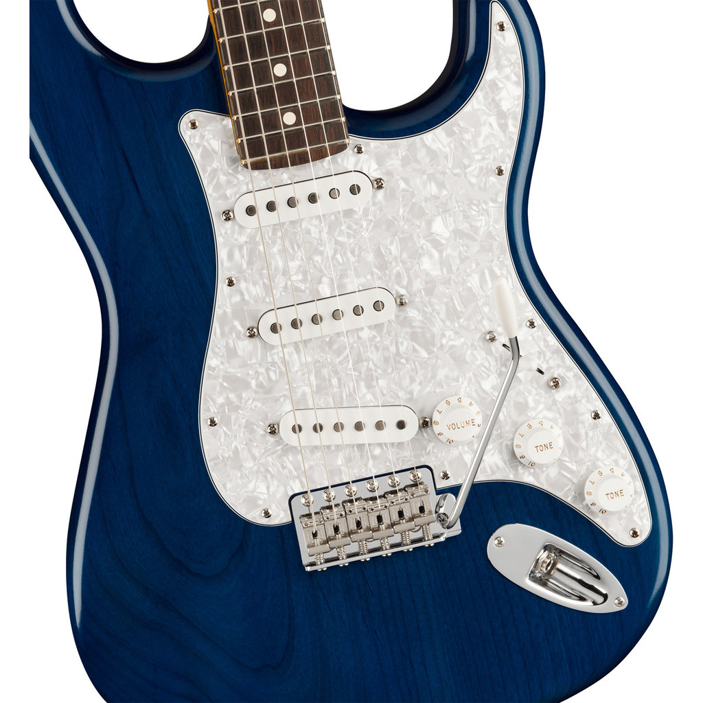 Fender Fender Cory Wong Stratocaster - Sapphire Blue Transparent
