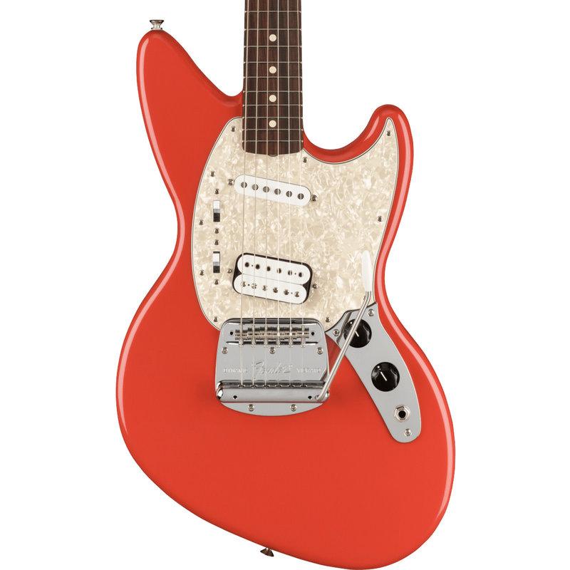 Fender Fender Kurt Cobain Jag-Stang - Fiesta Red