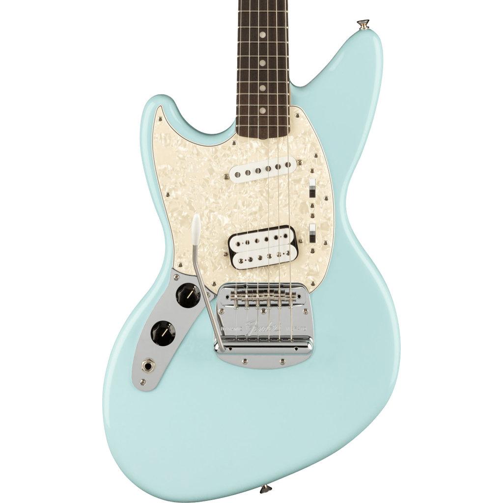 Fender Fender Kurt Cobain Jag-Stang Left-Hand - Sonic Blue