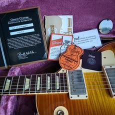 Gibson Consingment Gibson 1960 Les Paul Standard Reissue VOS - Ice Tea Burst