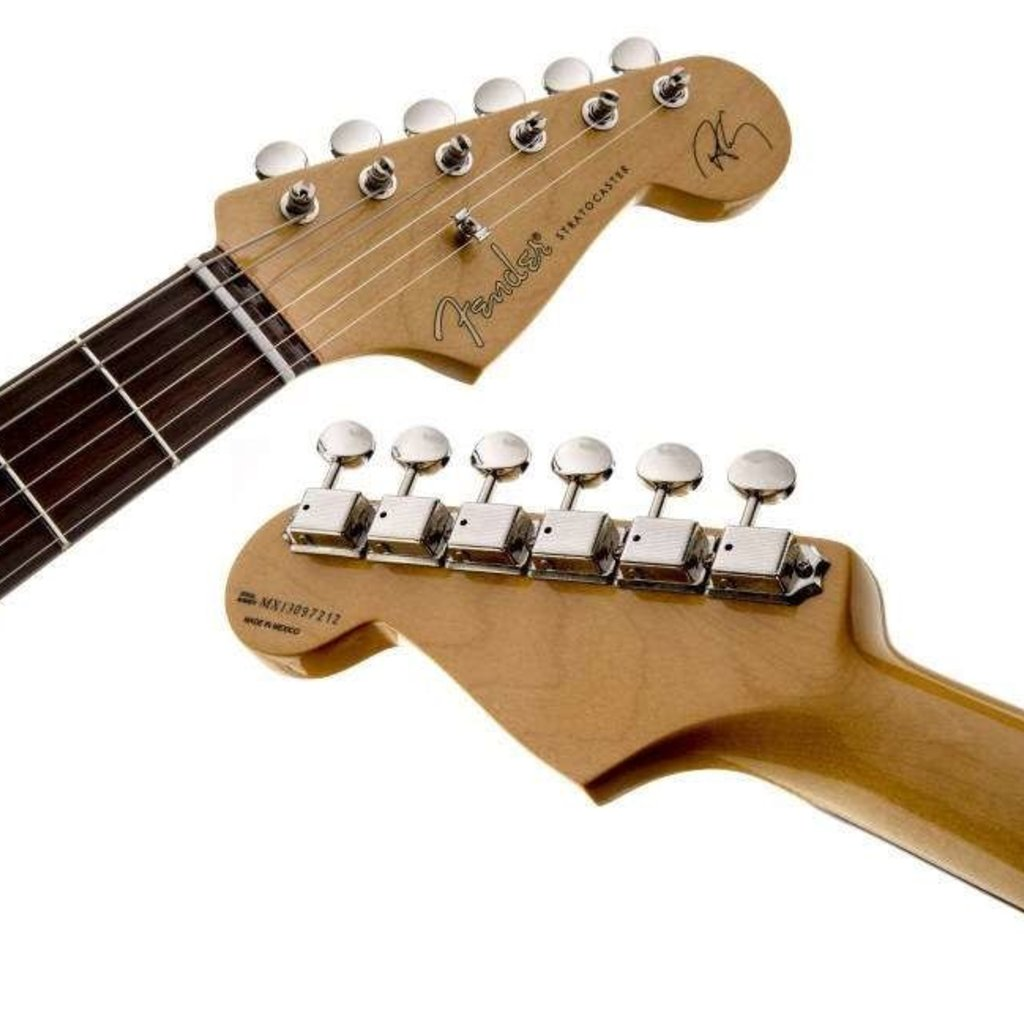 Fender Fender Robert Cray Stratocaster RW, Inca Silver