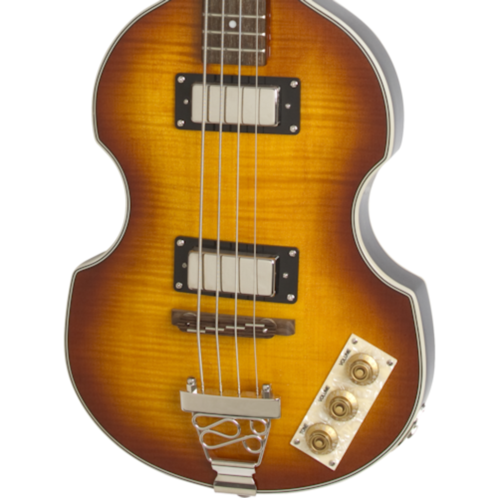 Epiphone Epiphone Viola Bass Vintage Sunburst