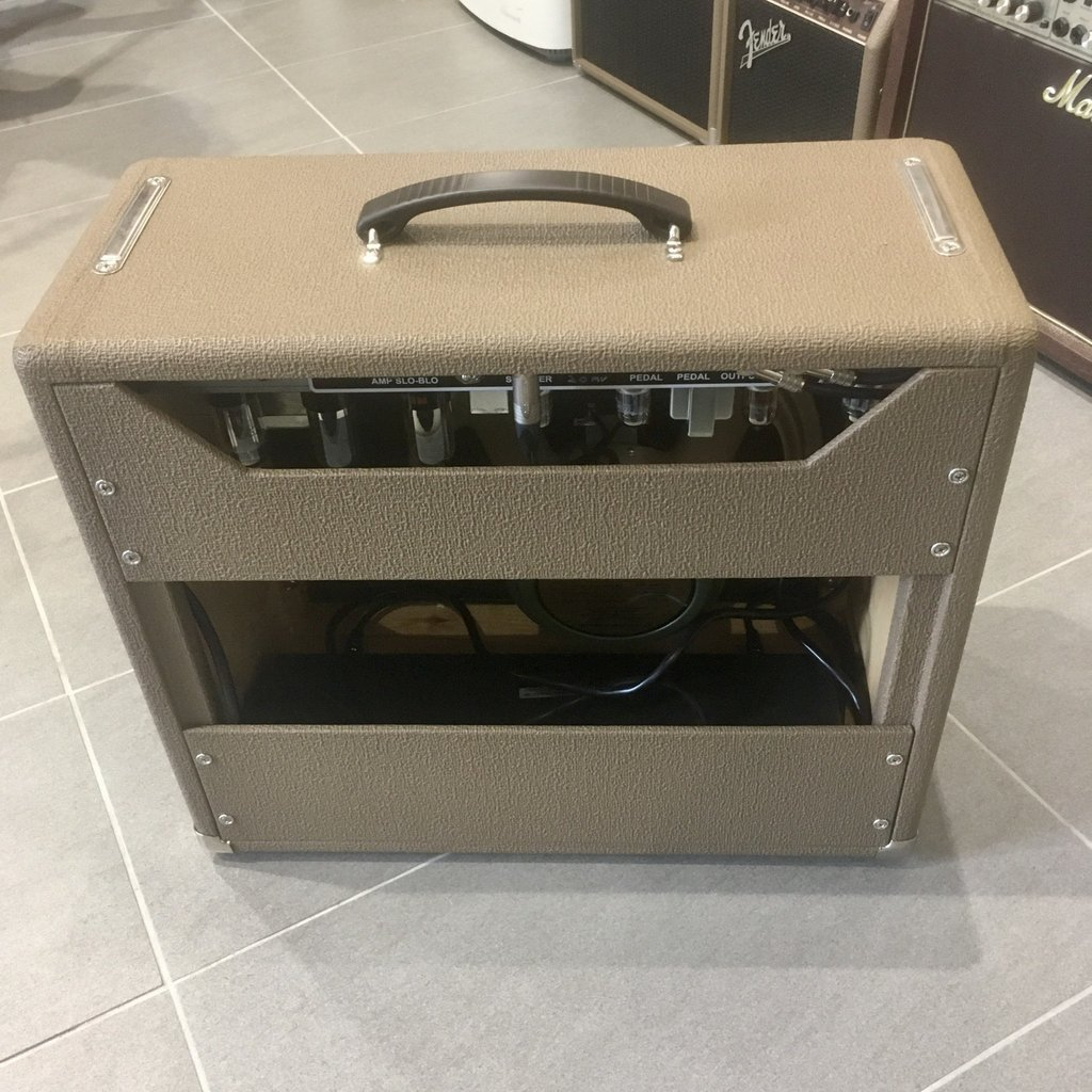 Consignment/Used Princeton Reverb Clone