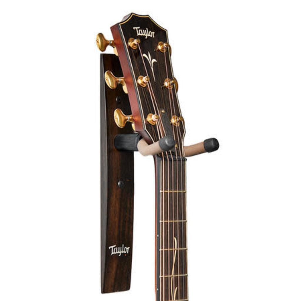 Taylor Guitars Taylor Ebony Guitar Hanger with Taylor Logo Inlay