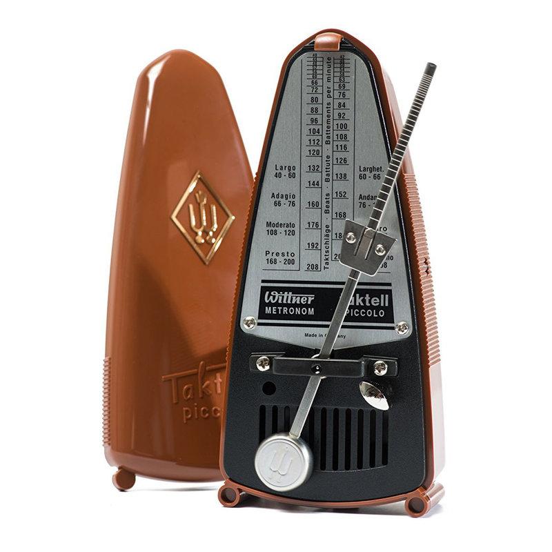 Wittner Piccolo Metronome 831 Mahogany-Brown