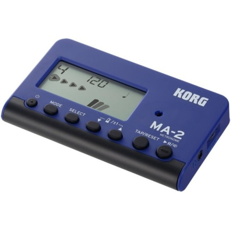 Korg Korg MA2 Digital Metronome Blue/Black