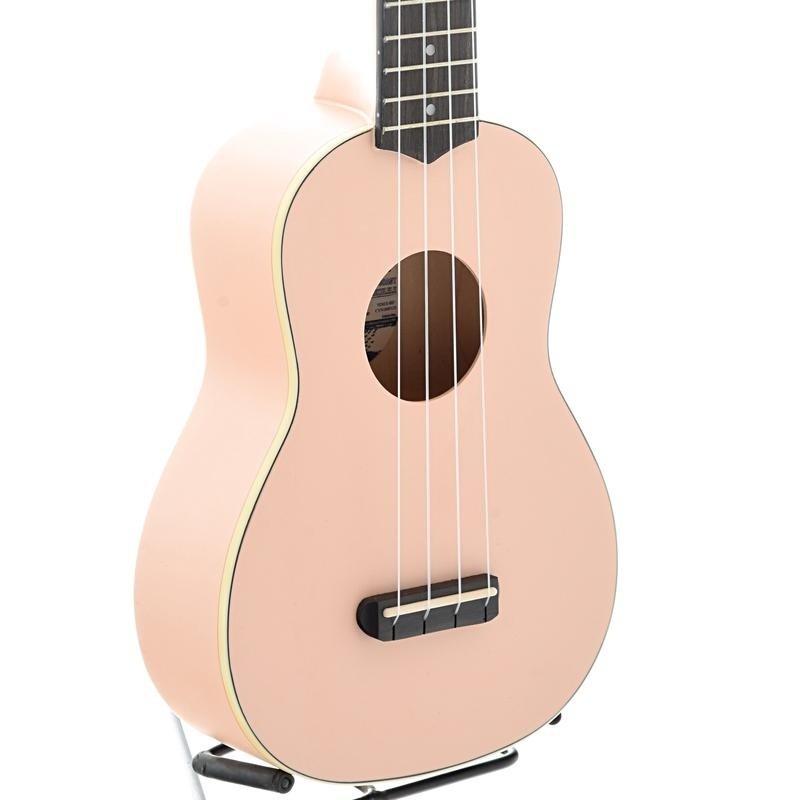 Fender Fender Venice Soprano Ukulele Shell Pink