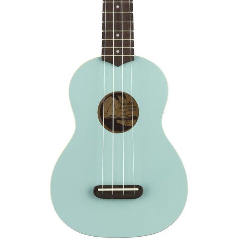 Fender Fender Venice Soprano Ukulele Daphne Blue
