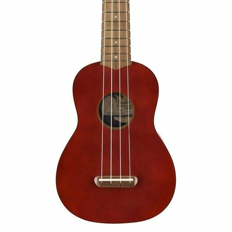 Fender Fender Venice Soprano Ukulele  Cherry
