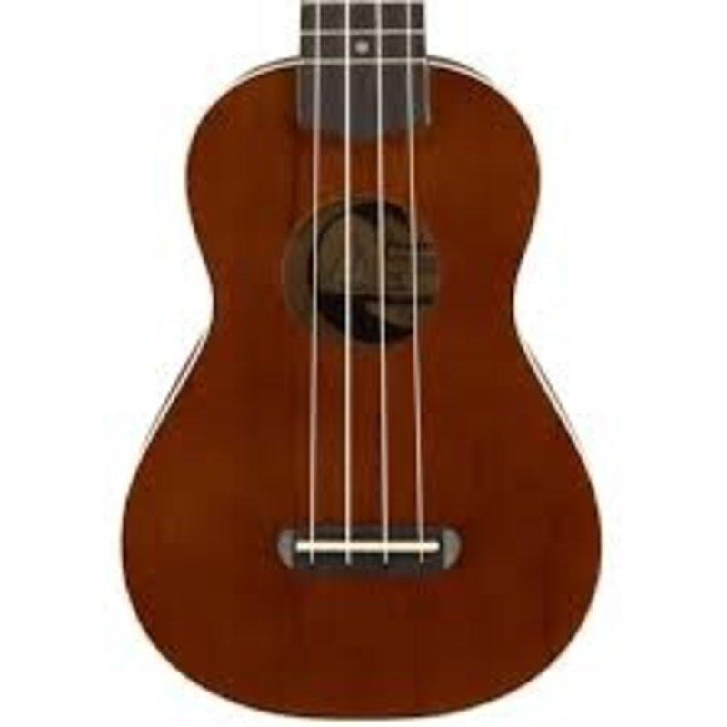 Fender Fender Venice Soprano Ukulele Natural