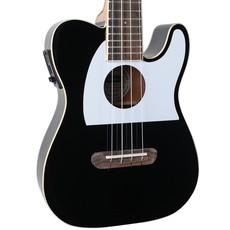 Fender Fender Fullerton Tele Ukulele with Pickup - Black
