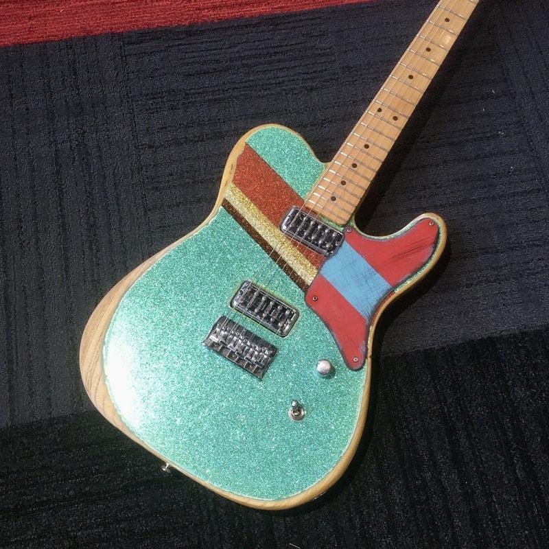 Fender Consignment/Used Fender MIM Tele Cabronita Refinish/Relic