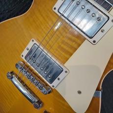 Gibson Used Gibson 1958 Les Paul Std VOS - Lemon Burst