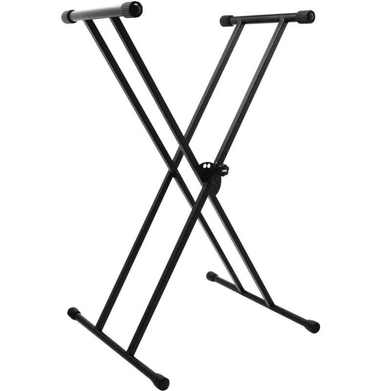 On Stage Double X Keyboard Stand KS7191