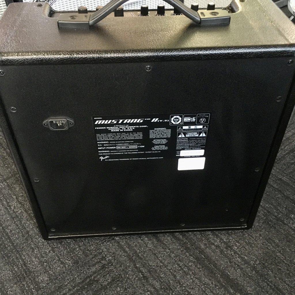 Fender Used Fender Mustang 2 Amplifier
