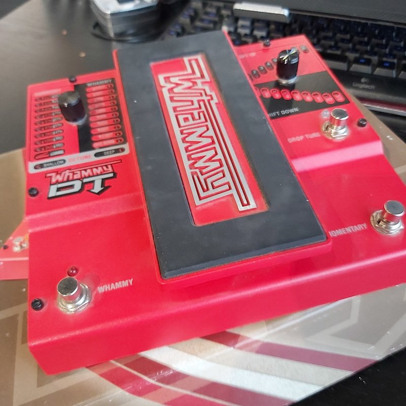 Consignment/Used Digitech Whammy DT Mint