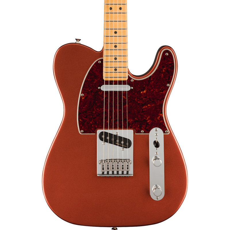 Fender Fender Player Plus Tele MN Aged Candy Apple Red