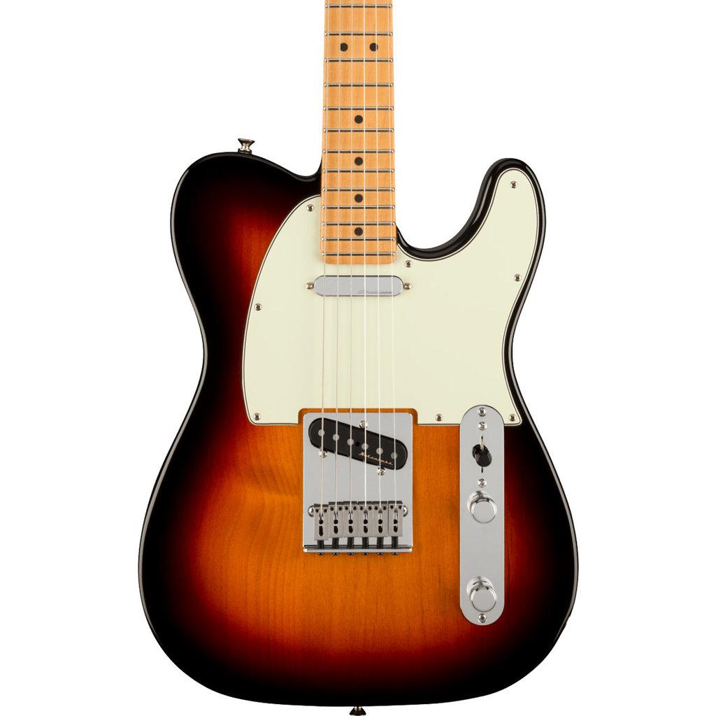 Fender Fender Player Plus Tele MN 3 Tone Sunburst