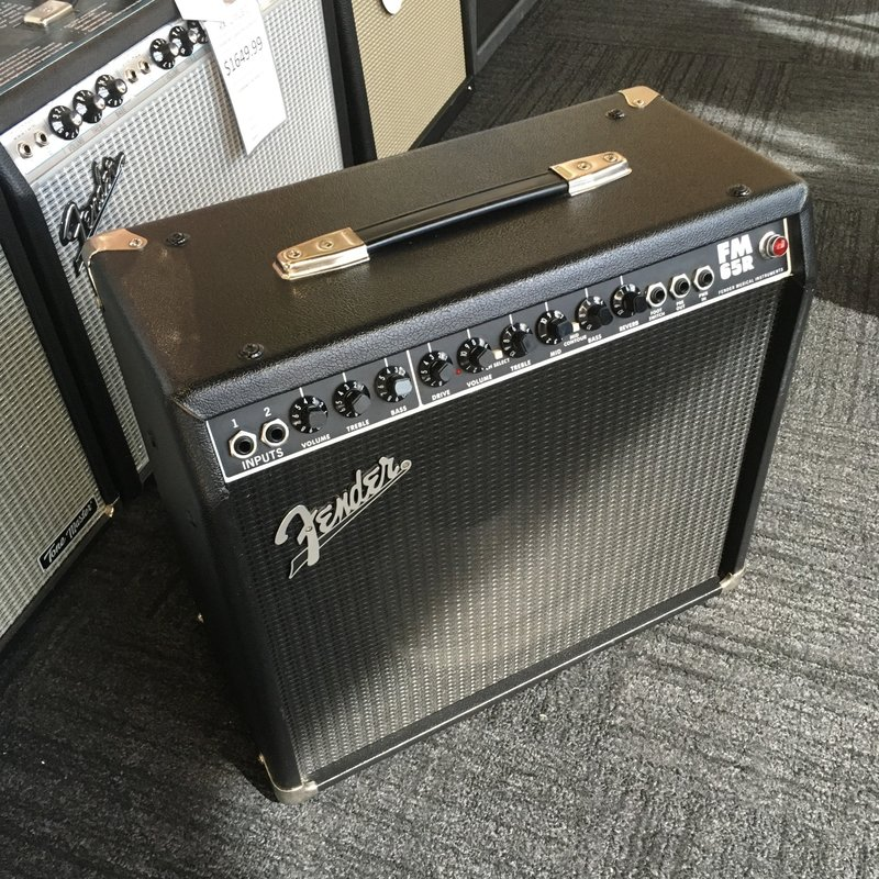 Fender Consignment/Used Fender Frontman FM65 Amplifier