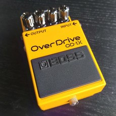 Consignment Boss OD-1X OverDrive Pedal